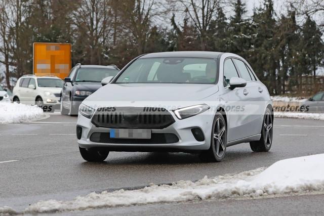 2022 - [Mercedes-Benz] Classe A restylée  53-E1-B3-E8-5-E9-F-4929-8-AA8-81-C1-F893-A0-AF