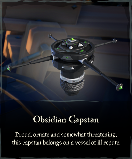 Obsidian-Capstan