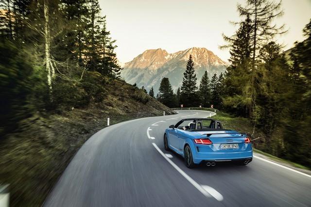 Accent sportif : l'Audi TTS competition plus A208524-medium