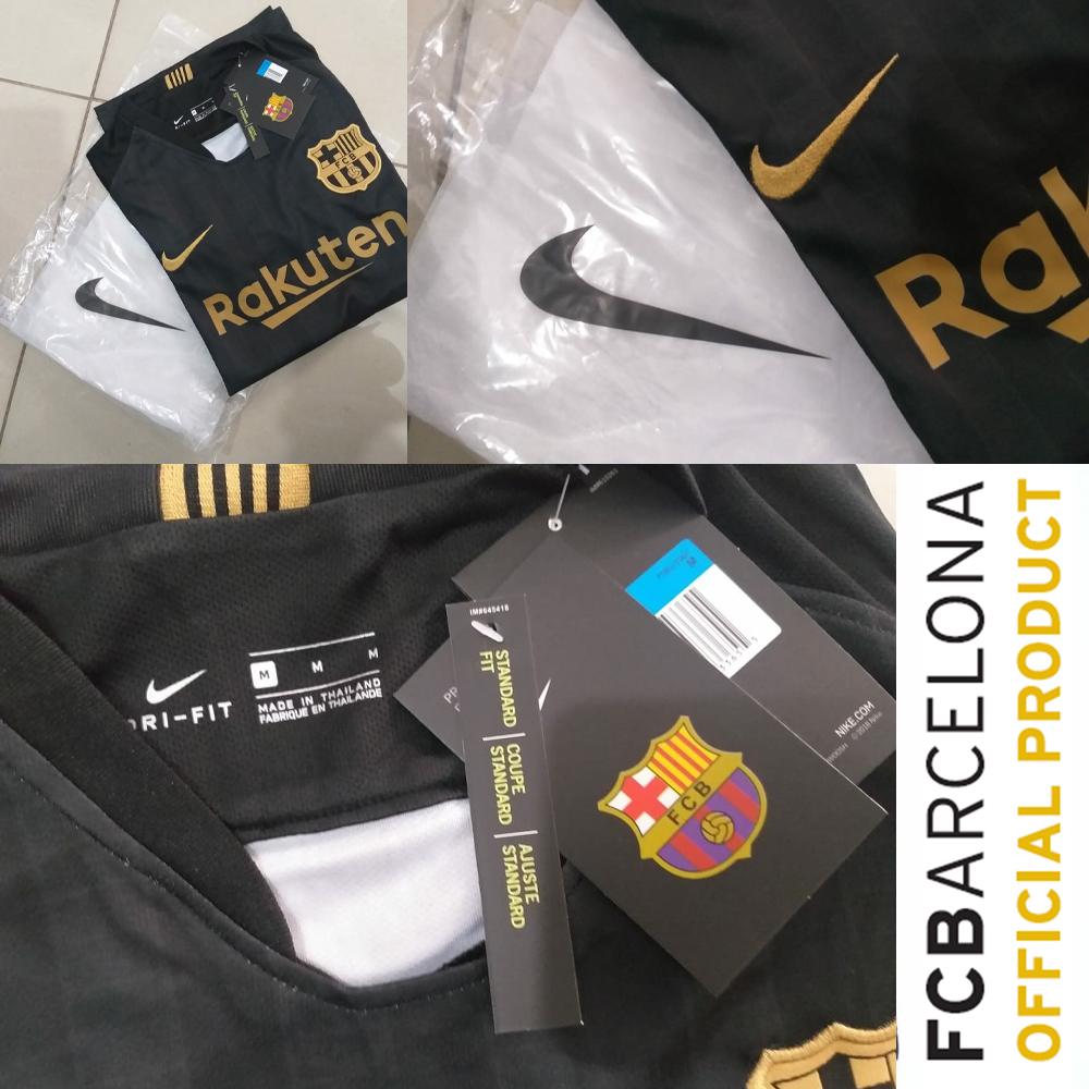 Barcelona Soccer Jersey 2018 2019 FC Barcelona Size Medium Men  6a28925fa