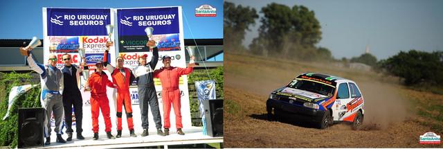 Rally Entrerriano: Bonnin-Benitez se quedaron con Santa Anita