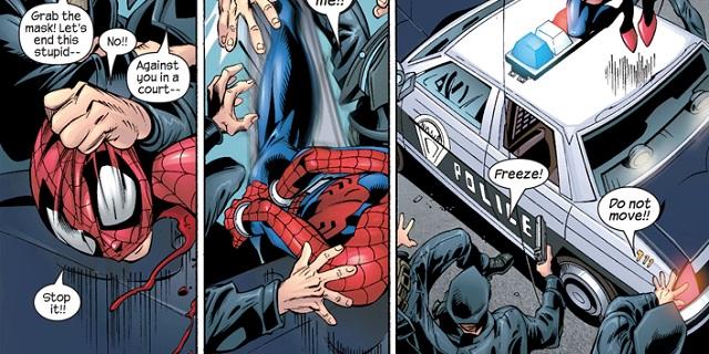 Peter-Arrest