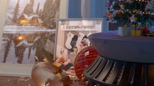 Christmas Snow Globe 29589173 - Project for After Effects (Videohive)