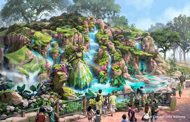 "[Tokyo DisneySea] Fantasy Springs : nouveau Port ""Reine des Neiges/Raiponce/Peter Pan"" (2022) - Page 5 FS6"
