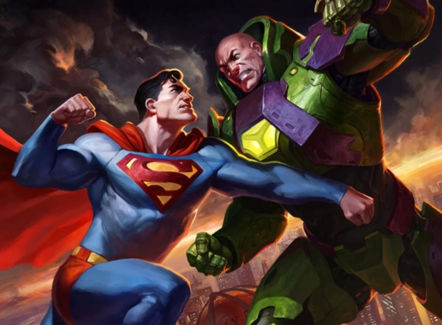"""Десять персонажей """"DC"""", которым удалось убить Супермена"""