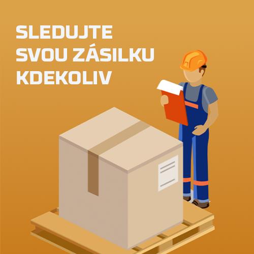 Sledování zásilek