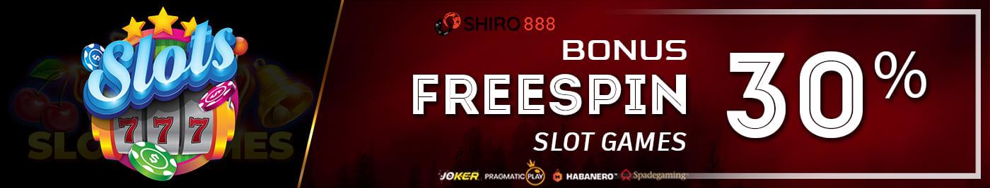 Bonus Freespin