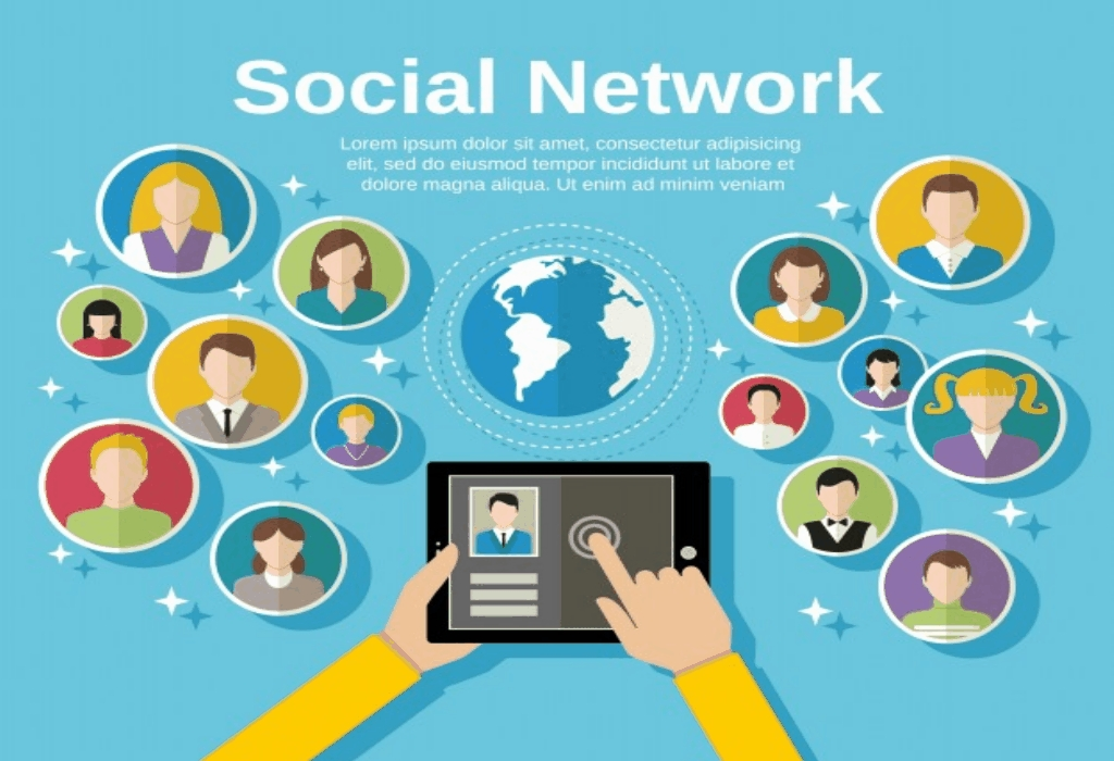 World Social Network Users