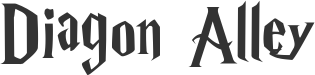 Diagon Alley Logo