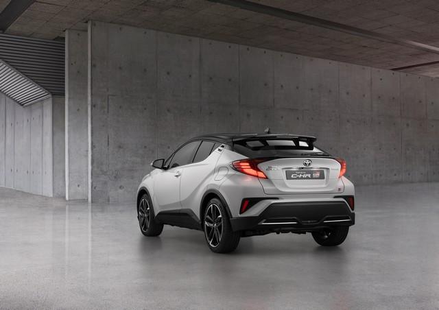 Toyota C-HR « GR SPORT » : encore plus dynamique et plus exclusif  Chr19-2