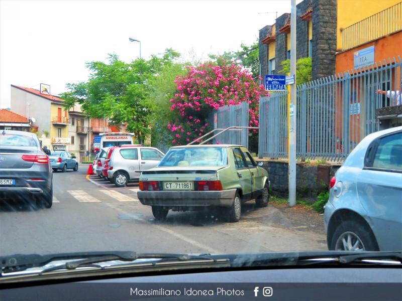 avvistamenti auto storiche - Pagina 30 Fiat-Regata-ES-1-3-68cv-86-CT711861-103-741-24-4-2019-1