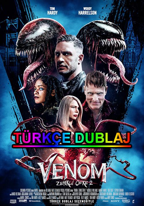 Venom: Zehirli Öfke 2 | 2021 | 1080p | HDTS | Türkçe Dublaj | 1.45 GB | Tek Link