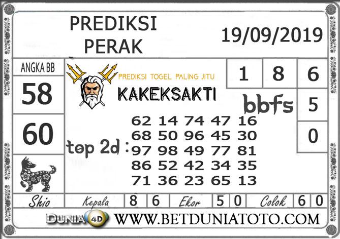"""Prediksi Togel """"PERAK"""" DUNIA4D 19 SEPTEMBER 2019"""