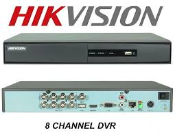 DVR AHD Hik Vision DS 8 Chanel