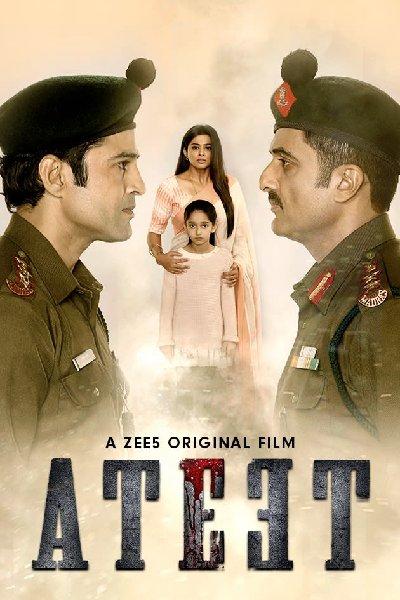 Ateet (2020) Hindi 480p HDRip x264 ESubs 500MB DL
