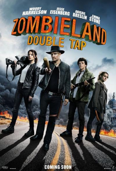 Zombieland Double Tap (2019) Hindi Dual HDRip 720p HEVC DL