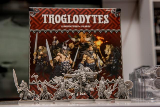 Enemy Troglodytes