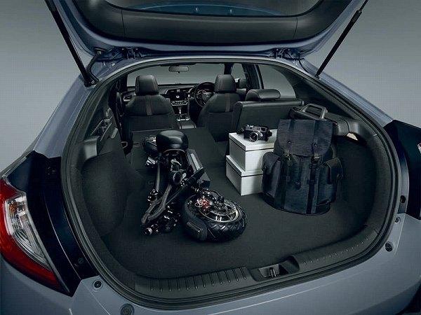 Honda Civic 10ªgen Facelift (2020) 22