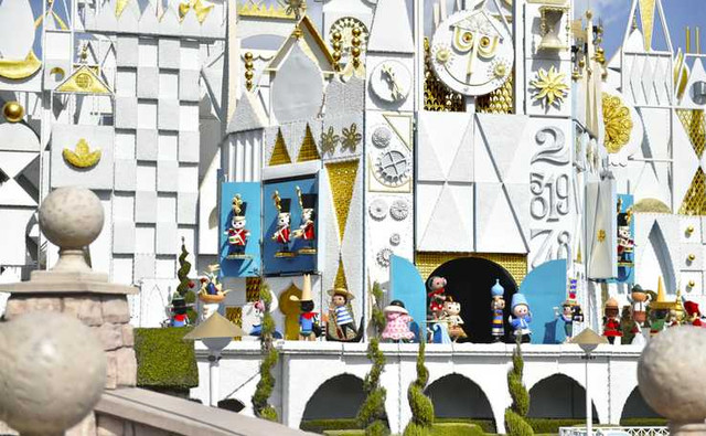 Les Coulisses des Attractions [Disney - 2021] 47