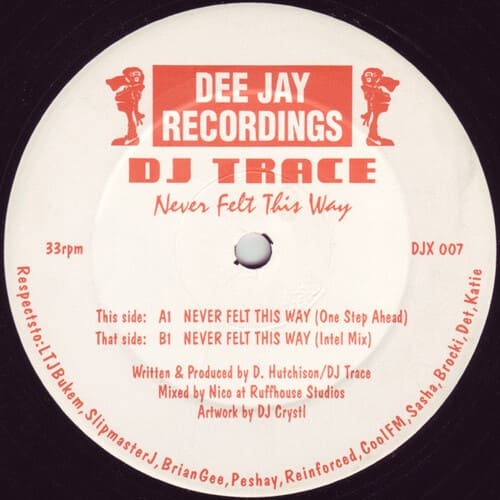 Download DJ Trace - Never Felt This Way mp3