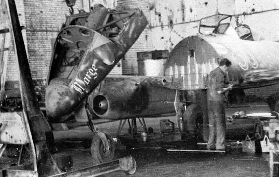 USA-222-Me-262-Marge