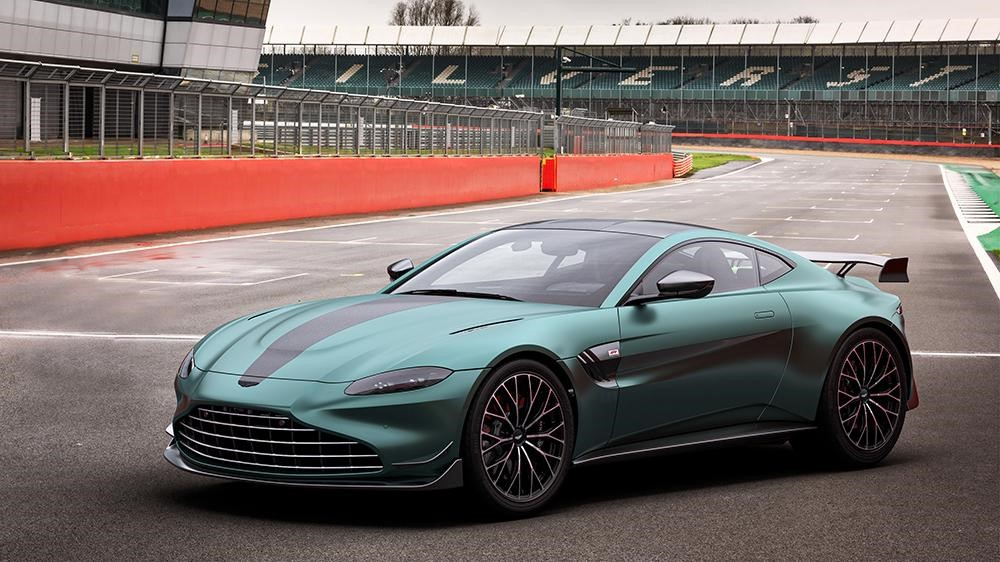 The Unveiling of 2021 Aston Martin F1 Edition, Australian Arrival Confirmed