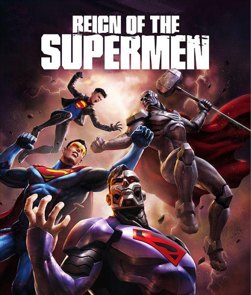 Re: Éra Supermanů / Reign of the Supermen (2019)