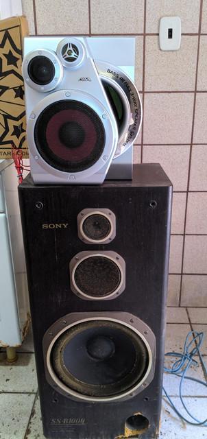 Resgatando um antigo system Aiwa, para uso como monitor/amplificador IMG-20200218-104515