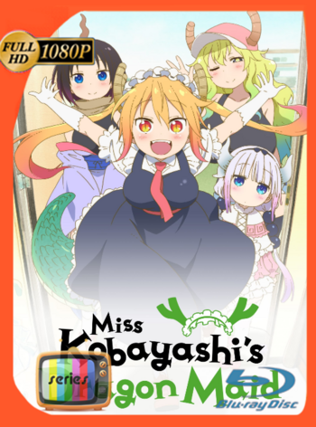 Miss Kobayashi's Dragon Maid (2017) Temporada 1 BDRip [1080p] Latino [GoogleDrive]