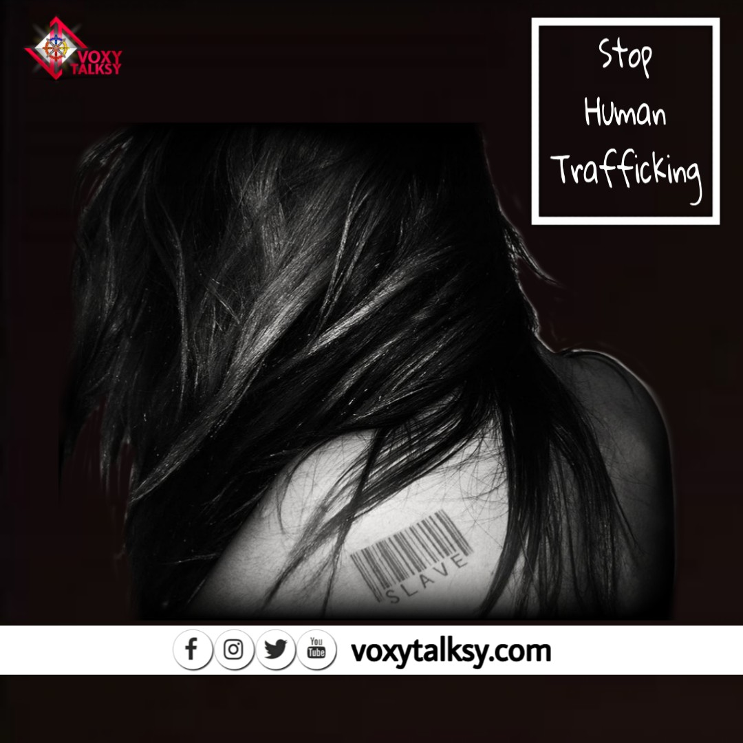 World Day against Trafficking in Persons 2020 | Human Trafficking | VoxyTalksy