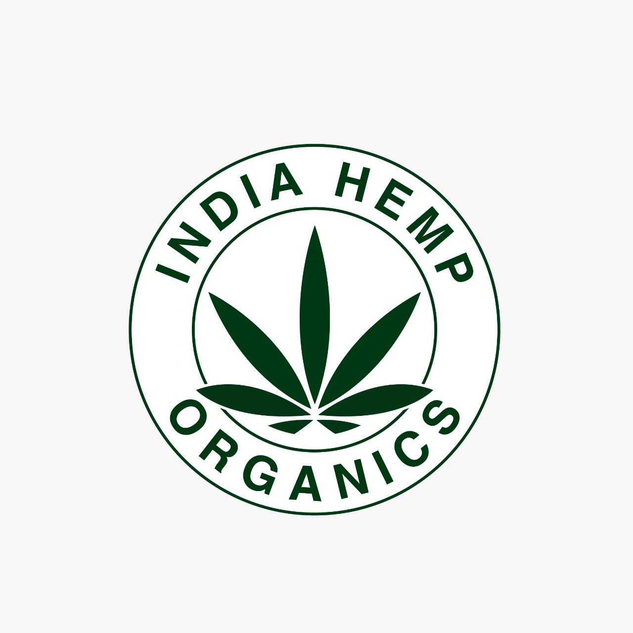 CBD Brand - India Hemp Organics Logo
