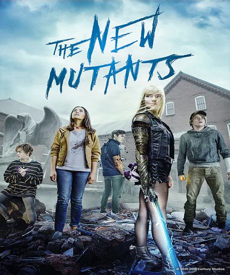 Yeni Mutantlar The New Mutants 2020 TR 720p BRRip x264 AC3 Torrent İndir