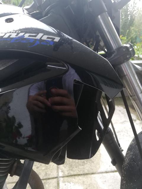Dónde Arreglar Plásticos De Moto Fotos Foro Coches