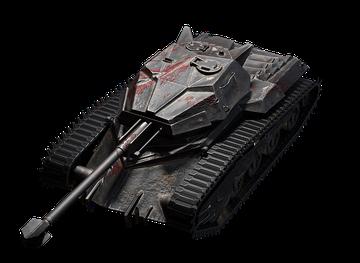 Премиум танк Ликан World of Tanks Blitz