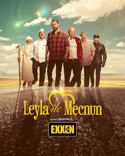 Leyla ile Mecnun SEZON 01 BÖLÜM 01-07 1080p EXXEN WEB-DL [TR] AC3 H264