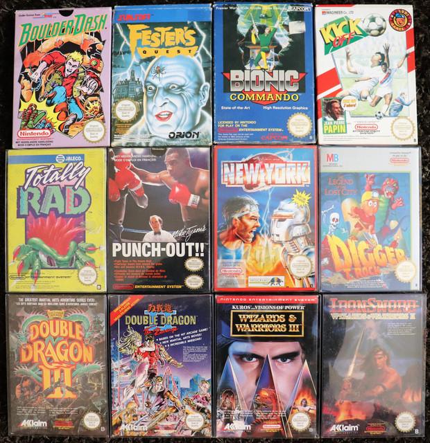 Vente Collection Nintendo NES PAL B et FRA, du très lourd ! IMG-0542-2