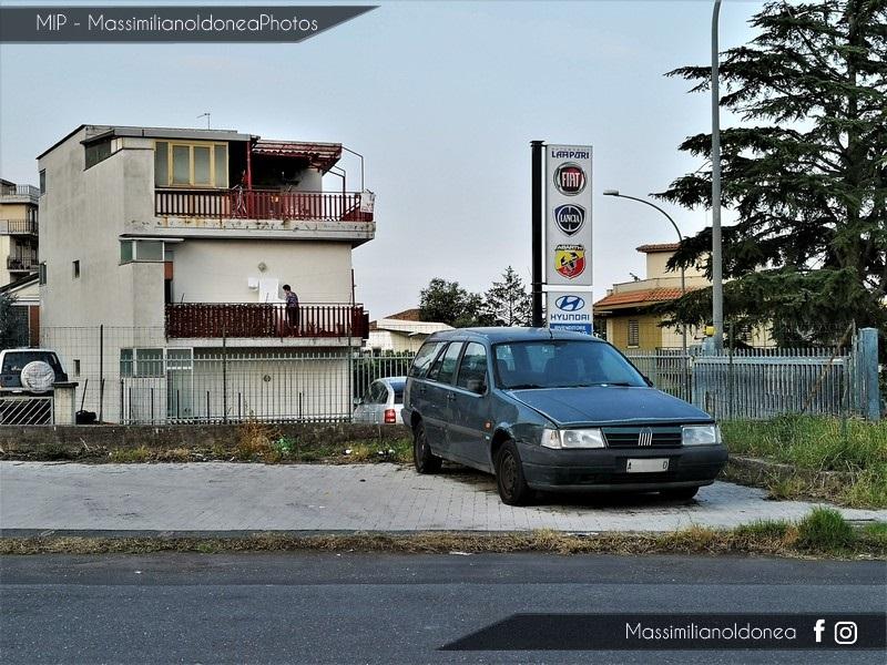Auto Abbandonate - Pagina 8 Fiat-Tempra-SW-D-1-9-65cv-95-AC574-ZD