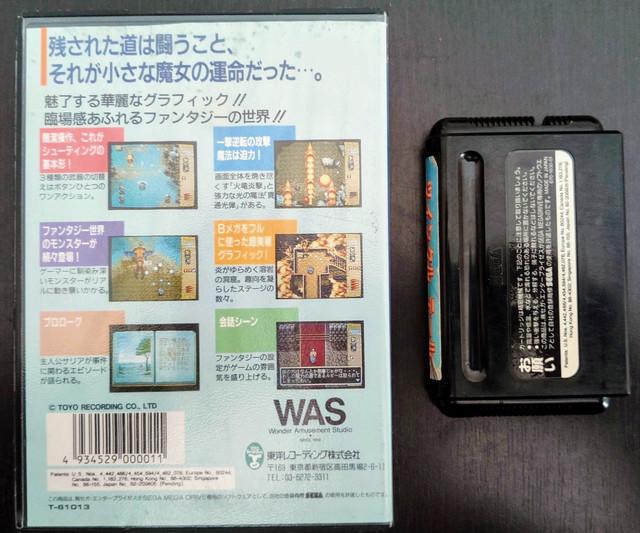 Vds Twinkle Tale sur Megadrive Jap (baisse de prix) IMG-20191003-142925