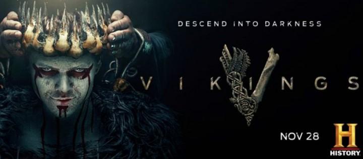 Vikings Sezonul 5 episodul 20