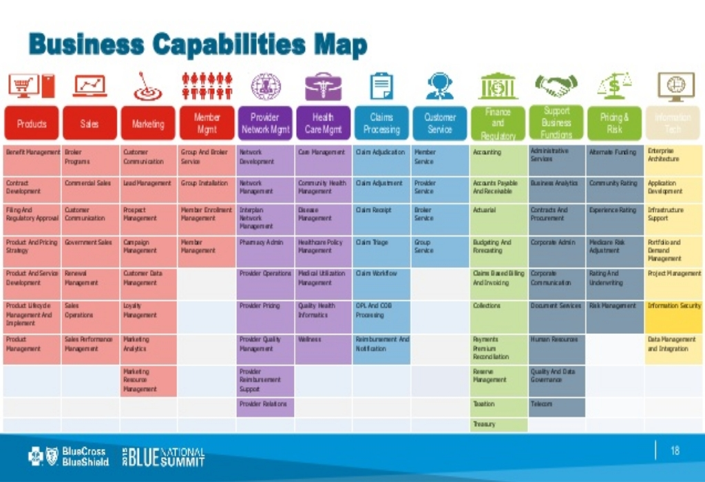 Mapping Business Online