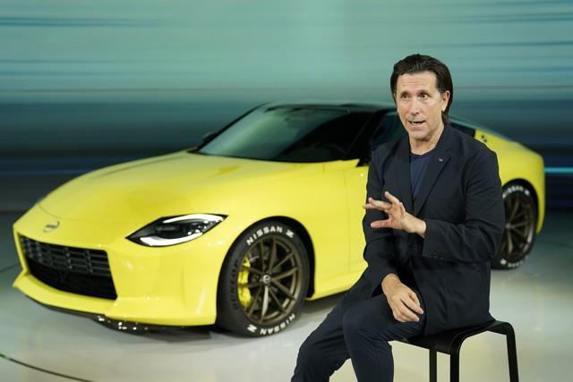 Le Nissan Z Proto : Inspiré Du Passé, Tourne Vers Le Futur 200916-01-100-source