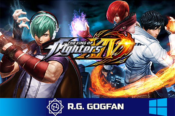 The King of Fighters XIV Galaxy Edition (SNK CORPORATION) (ENG|GER|MULTI11) [DL|GOG] / [Windows]