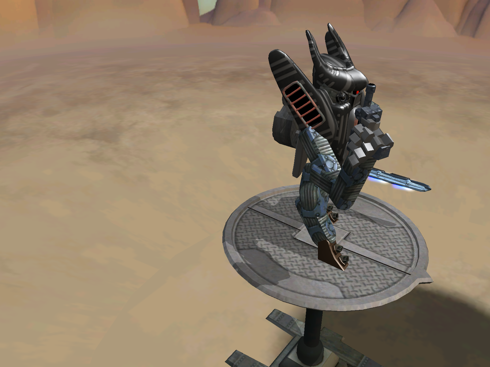 Juguete Navideño: Robot Ekonotria[SN][E] Spore-09-01-2020-01-51-04