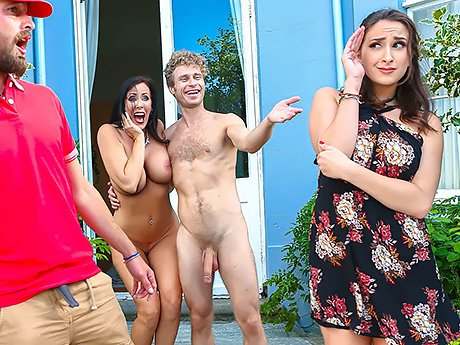 My Parents Are Real Perverts! They Seduced And Fucked My Girlfriend Watch Online