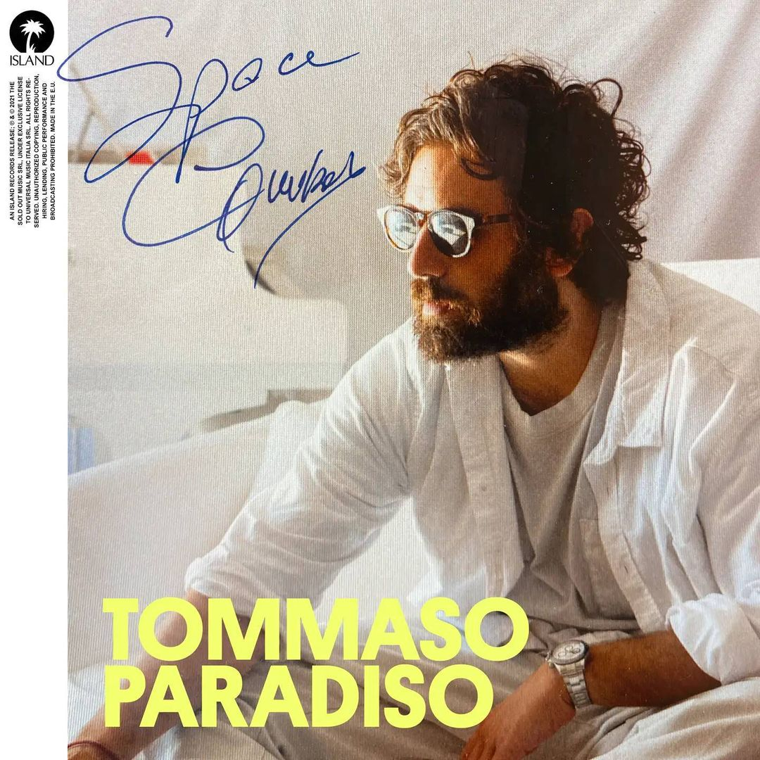 Tommaso Paradiso e il suo primo album da solista