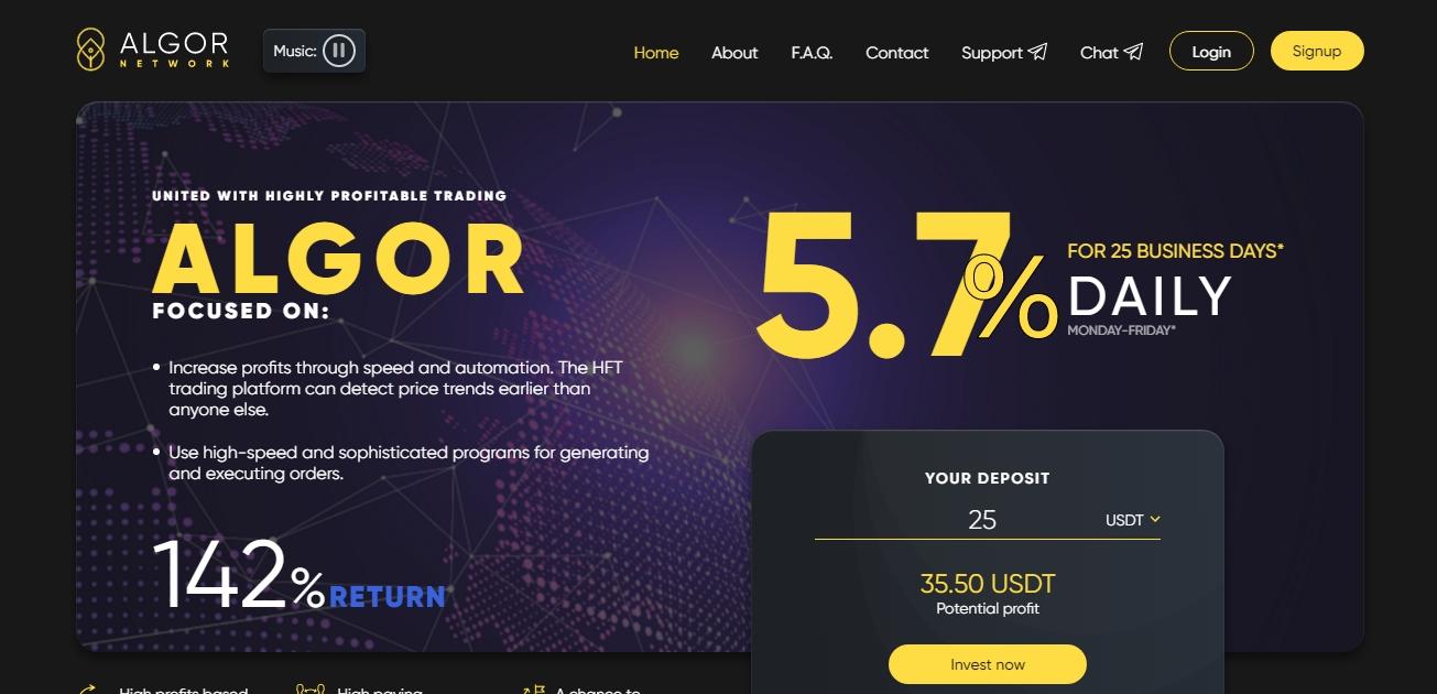 Algor Network