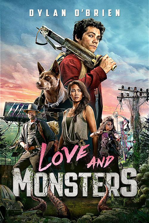 Canavar Sorunları | Love and Monsters | 2020 | m720p - m1080p | WEB-DL | Türkçe Altyazılı | Tek Link