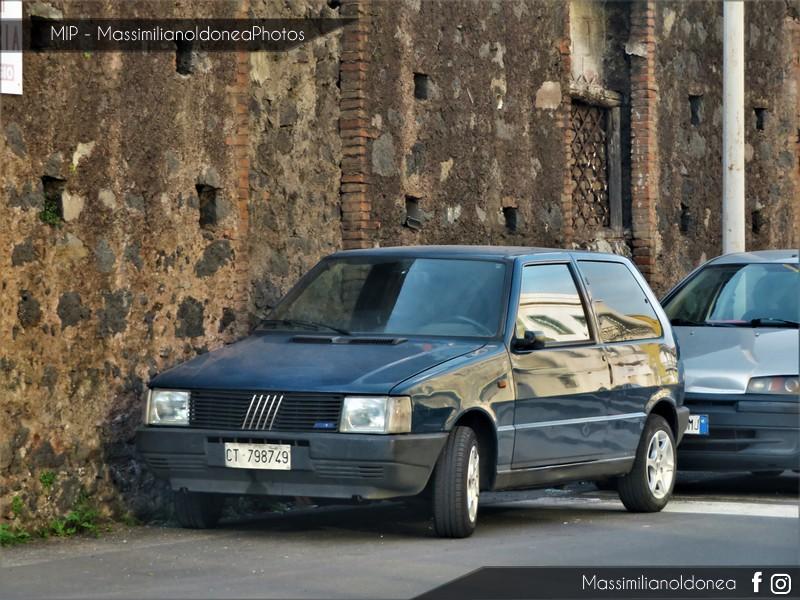 avvistamenti auto storiche - Pagina 11 Fiat-Uno-45-1-0-45cv-88-CT798749-418-132-27-2-2018