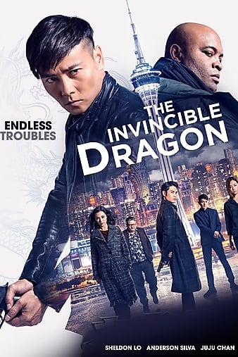 The Invincible Dragon (2019) Chinese Movie HDRip 720p AAC