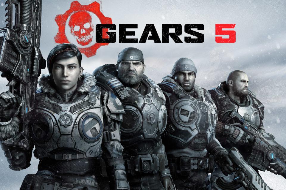 "Gears 5 - Прохождение ""Выстрел в темноте"" (АКТ I)"